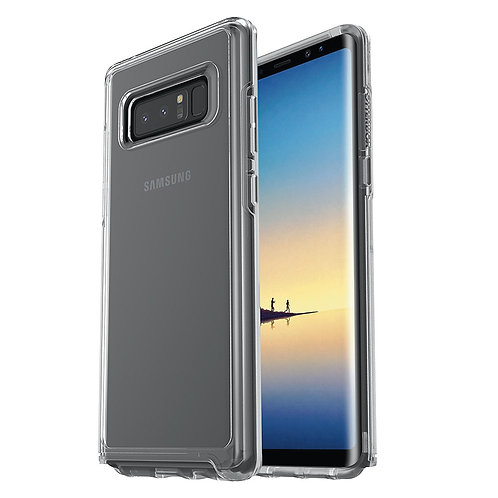 OtterBox Symmetry Clear Case for Samsung Galaxy Note 8 - Clear
