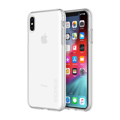 Incipio DualPro Case for Apple iPhone Xs Max - Clear