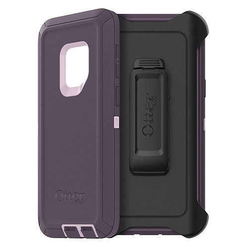 OtterBox Defender Case for Samsung Galaxy S9 - Purple Nebula