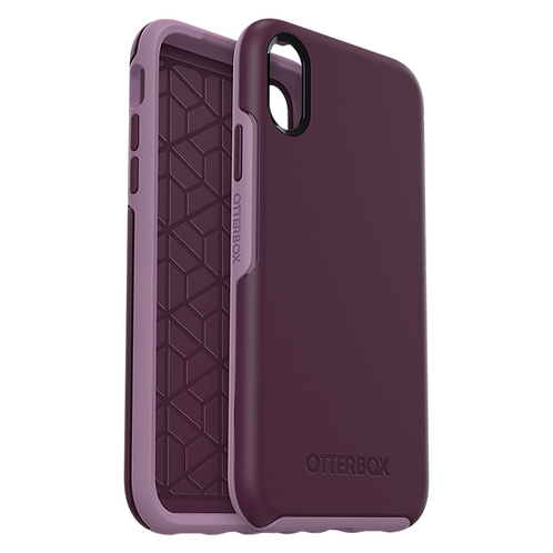 OtterBox Symmetry Case for Apple iPhone XR - Tonic Violet
