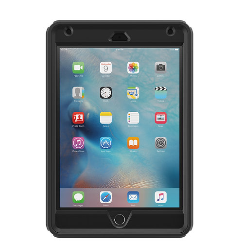 OtterBox Defender Case for Apple iPad Mini 4 - Black