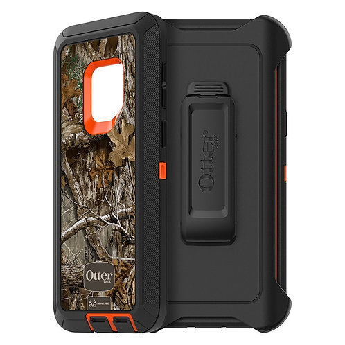 OtterBox Defender Case for Samsung Galaxy S9 - Realtree Blaze Edge