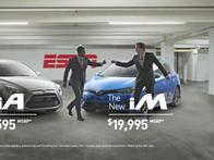 Scion ESPN Co-Branded Spot