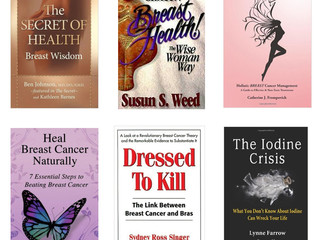 Knowledge is Power.  Take control of your own health!  Here are just a few resources that can help y