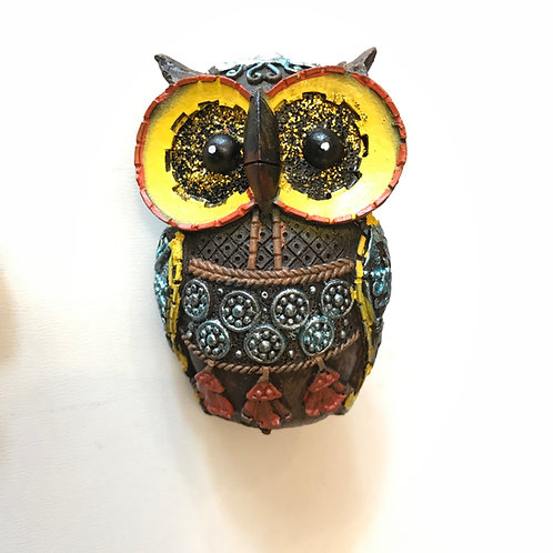 Owl Figurine Small