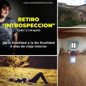 Retiro Introspección • No Dualidad