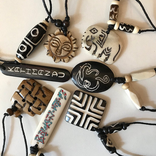 Tibetan Amulets
