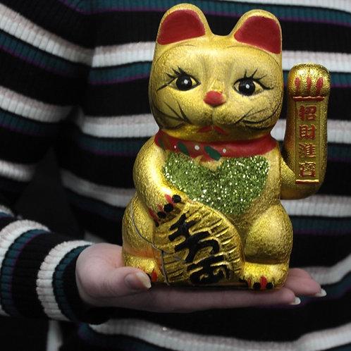 Манеки Неко - Японска котка