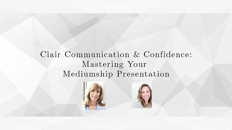 Clair Communication & Confidence