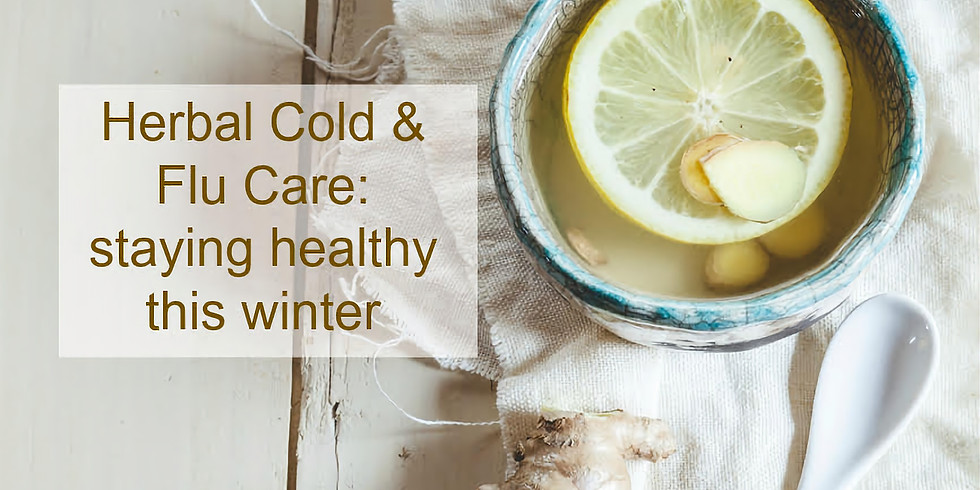 Herbal Cold & Flu Care
