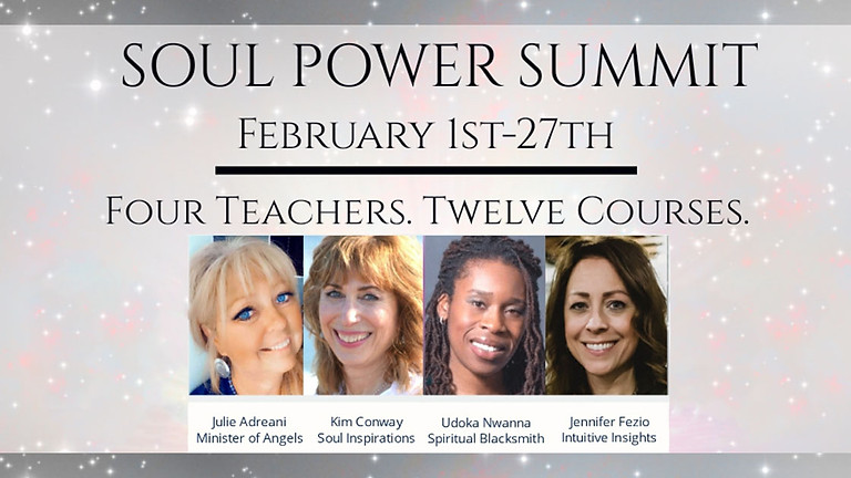 Soul Power Summit ~ reservation