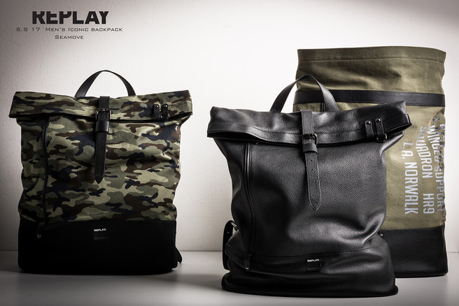 REPLAY MAN COLLECTION THE SEAMOOVE