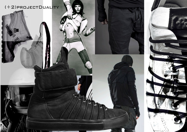 (+2)Project Duality - moodboard