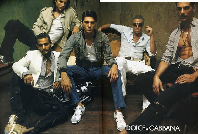DOLCE&GABBANA SS 2003