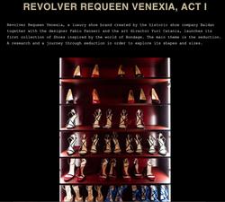 Revolver Requeen Venexia