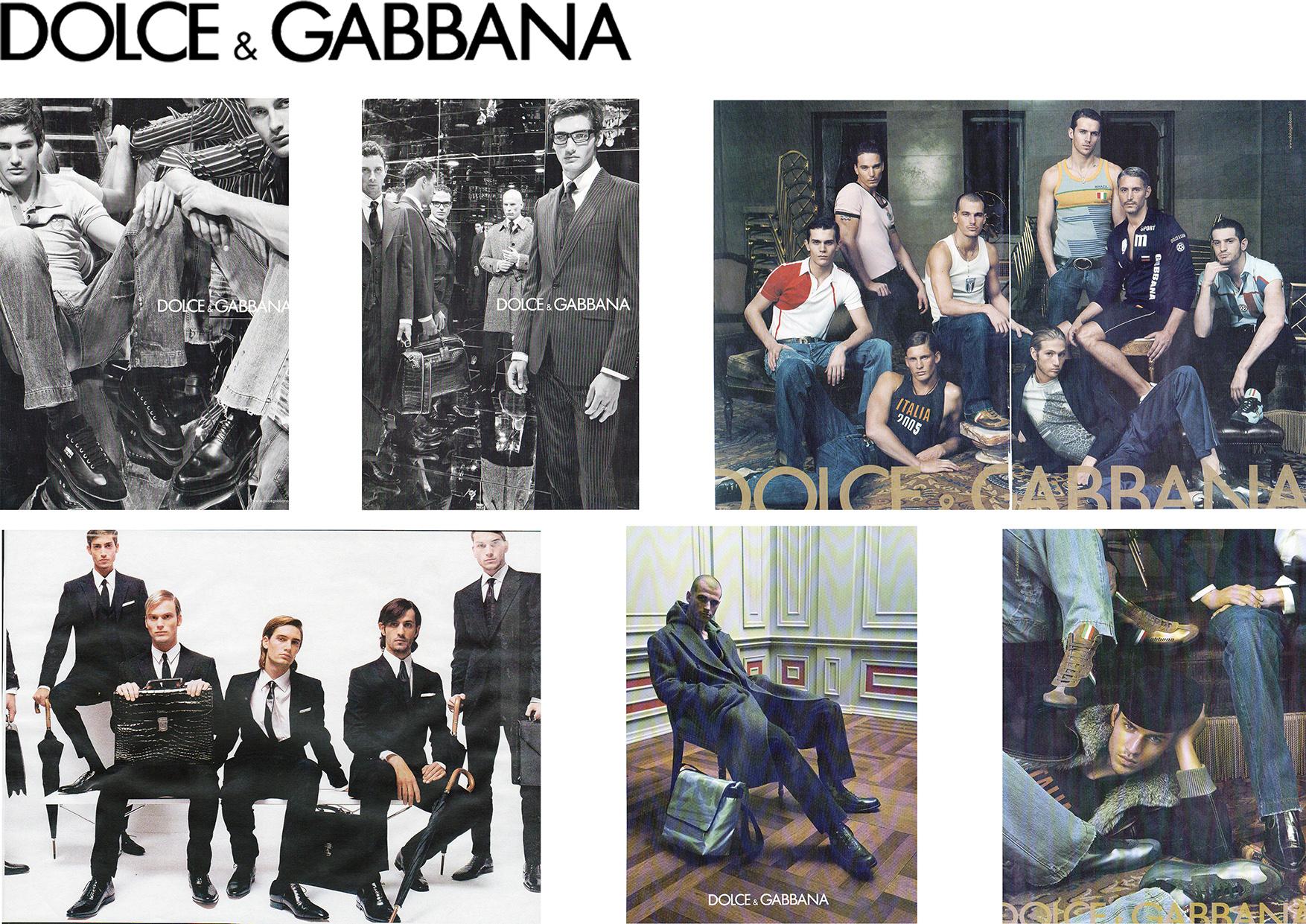 DOLCE&GABBANA ADV Campaign