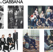 DOLCE&GABBANA Accessories advertising campaign.