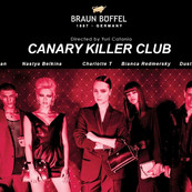 """BRAUN BUFFEL Germany 1887 - """"THE CANARY KILLER CLUB"""" Concept and Direction."""
