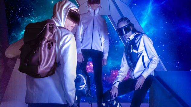BRAUN BUFFEL RETROFUTUREVISION SS 20190 Cocept and Creative Direction by Fabio Panzeri