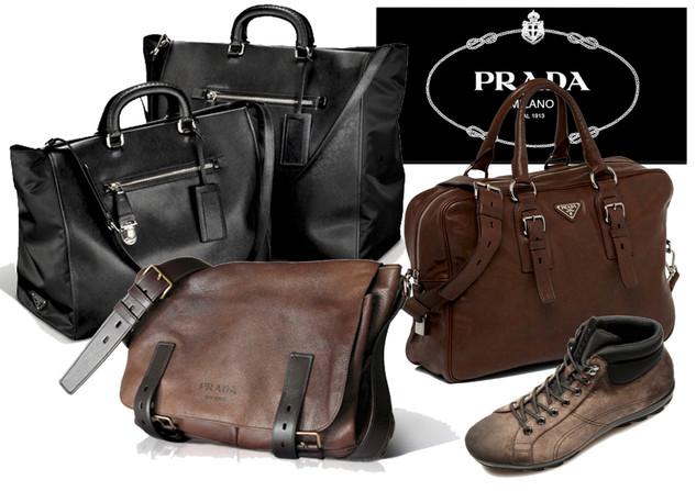 Prada Man Collection