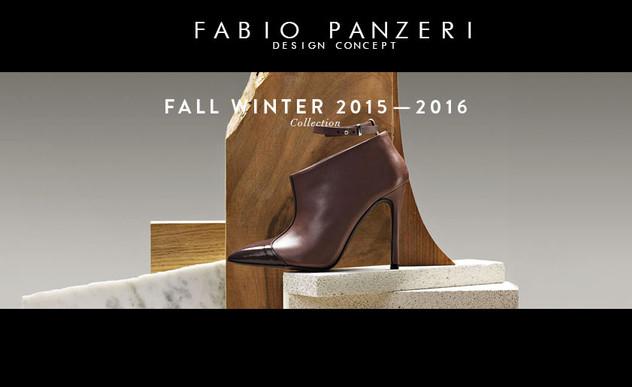 Fabio Panzeri Footwear design concept