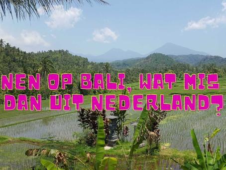 Wat Mis Ik Het Meest Aan Nederland? Mijn Top 5