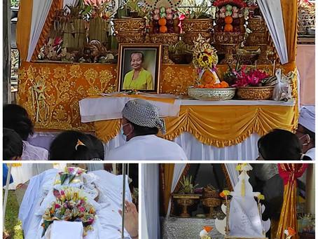Crematie Op Bali, De Duurste Ceremonie