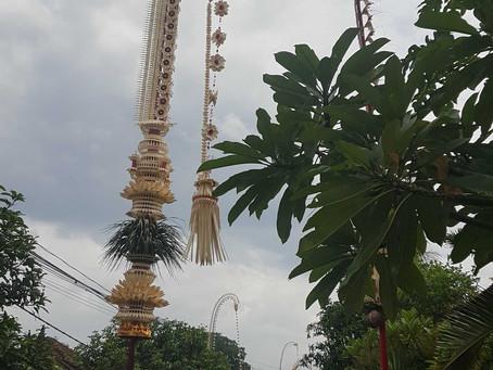 Ceremonies En Feestdagen Op Bali
