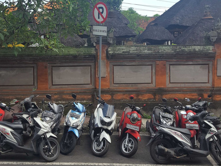 Verkeersregels En -Gebruiken Op Bali
