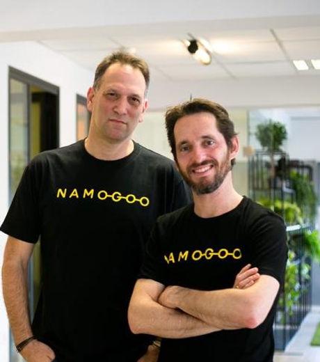 חמי כץ ואוהד גרינשפן מייסדי נמוגו.jpg