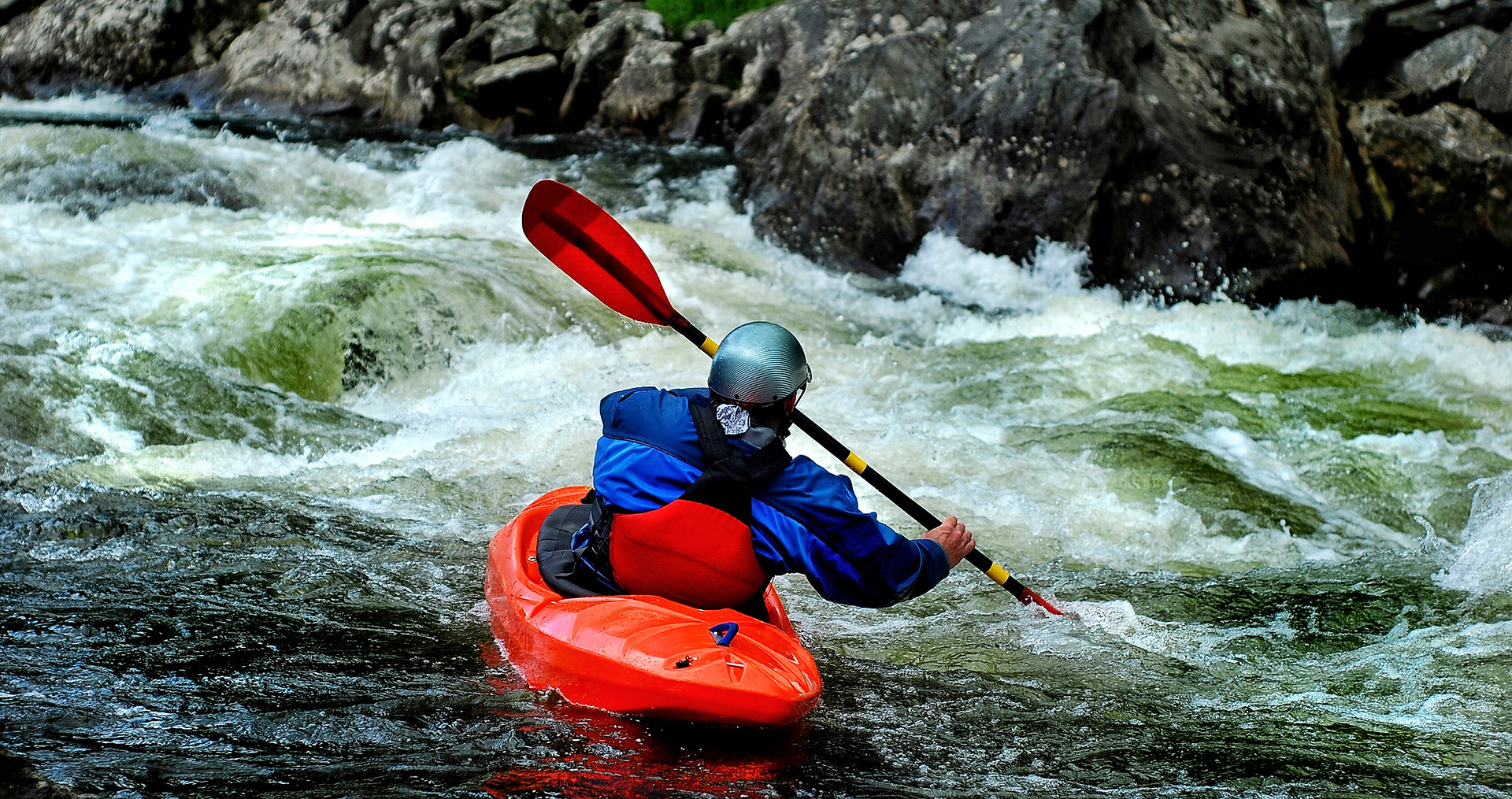 Composite Kayaks & Canoes
