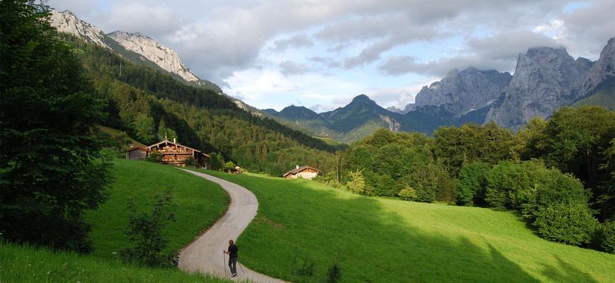 Турпоход в Альпы