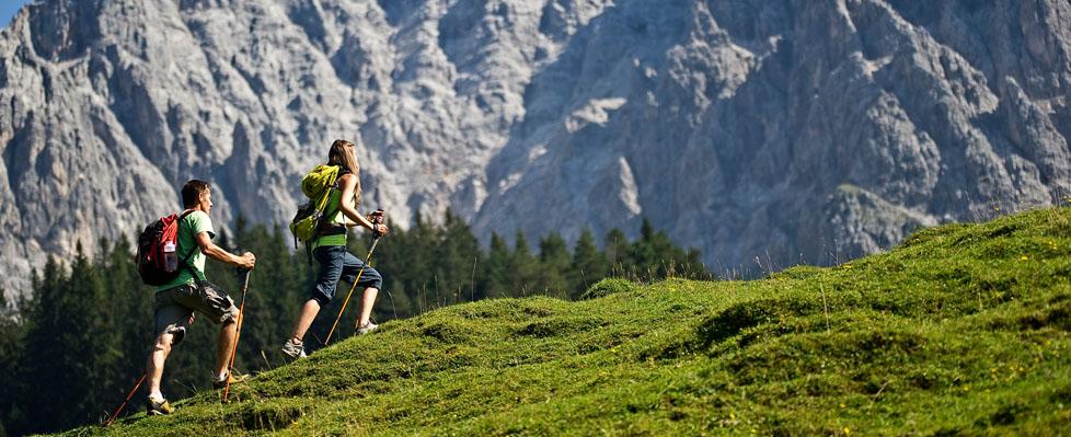 Трекинг - прогулки в горах