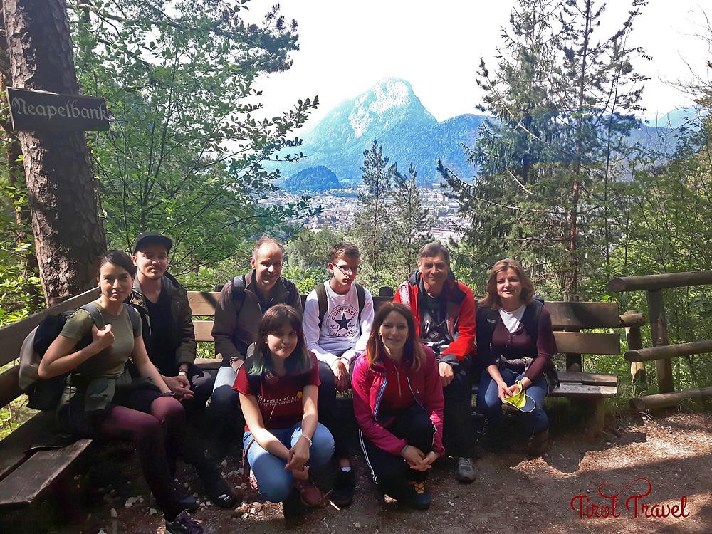 Треккинг в Альпы