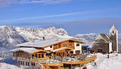 Проведи ночь в Альпах