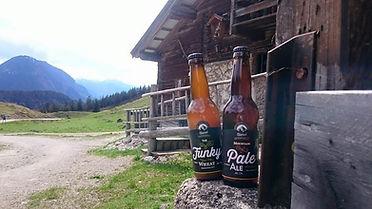 Экскурсия в крафтовую пивоварню в Тироле