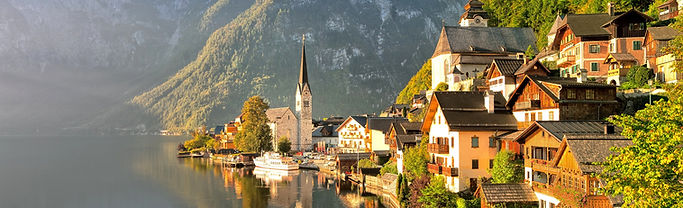 Активный отдых в горах Австрии