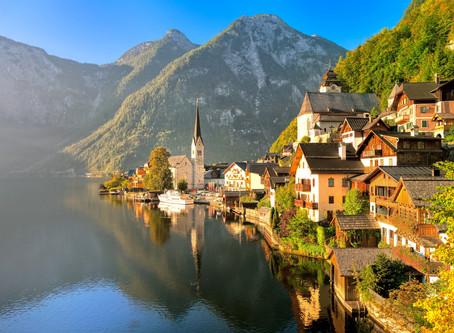 Осень в Альпах.
