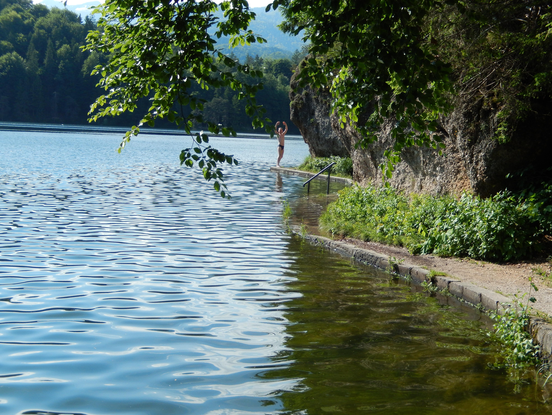 Искупайся в чистейших горных озерах