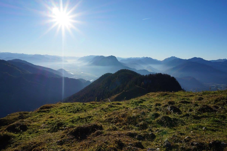 Проведи активный отпуск в горах