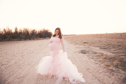 Poshlings Photography Maternity Gown Collection