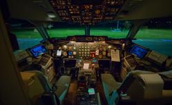 Cockpit smaller