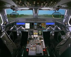Cockpit E190-E2