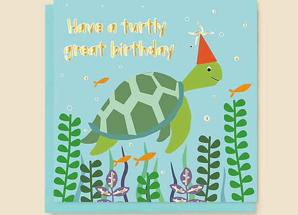 Have a turtly great birthday