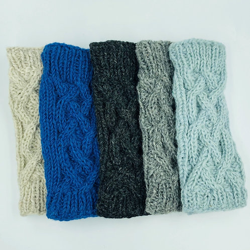 100% Pure Wool Hand Warmers (available in 5 colours)
