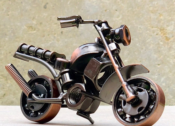 Bits and Bobs Motorbike