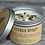 Thumbnail: Hand poured natural vegan candle in a tin