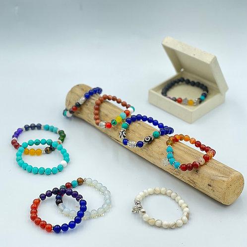 Chakra Bracelets (10 designs)
