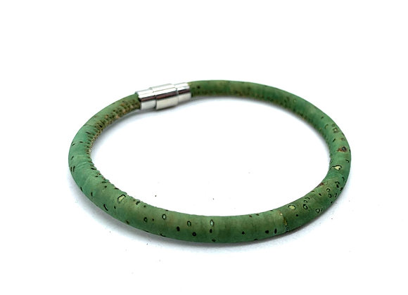 Lime Green Vegan Bracelet