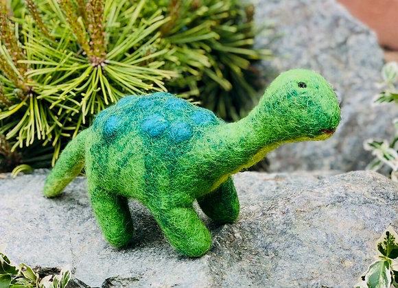Decorative Felt Diplodocus